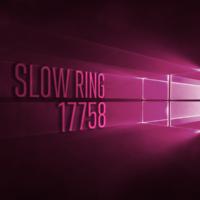 Вышла сборка 17758 в Slow Ring