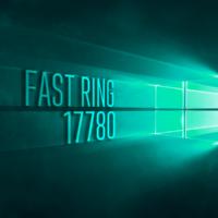 Вышла сборка 17760 в Fast Ring