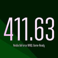 Nvidia выпустила публичную версию драйвера 411.63 с поддержкой новых видеокарт