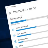 Microsoft прекращает развитие старой утилиты для очистки диска