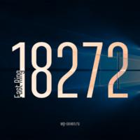 Вышла сборка 18272 в Fast Ring