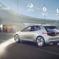 Volkswagen будет использовать облако Microsoft для своих автомобилей