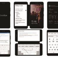 Исследовательское подразделение Microsoft показало чехол с дополнительным E-Ink экраном