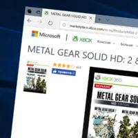 Metal Gear Solid 2 и 3 HD доступны в программе обратной совместимости