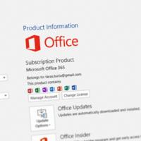 Как отключить обновления Microsoft Office
