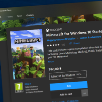 Баг с конвертацией валюты в Microsoft Store всплыл снова