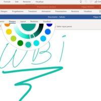 В Office Mobile на Windows 10 появился новый селектор цвета