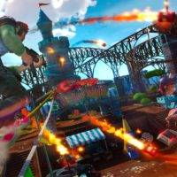На Windows 10 и в Steam вышла игра Sunset Overdrive