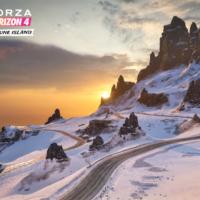Вышло расширение Fortune Island для Forza Horizon 4
