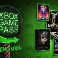 Microsoft добавила еще 9 игр в Xbox Game Pass