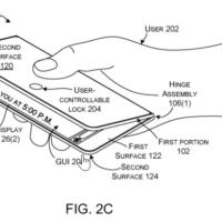 Microsoft запатентовала систему уведомлений для сгибаемого устройства