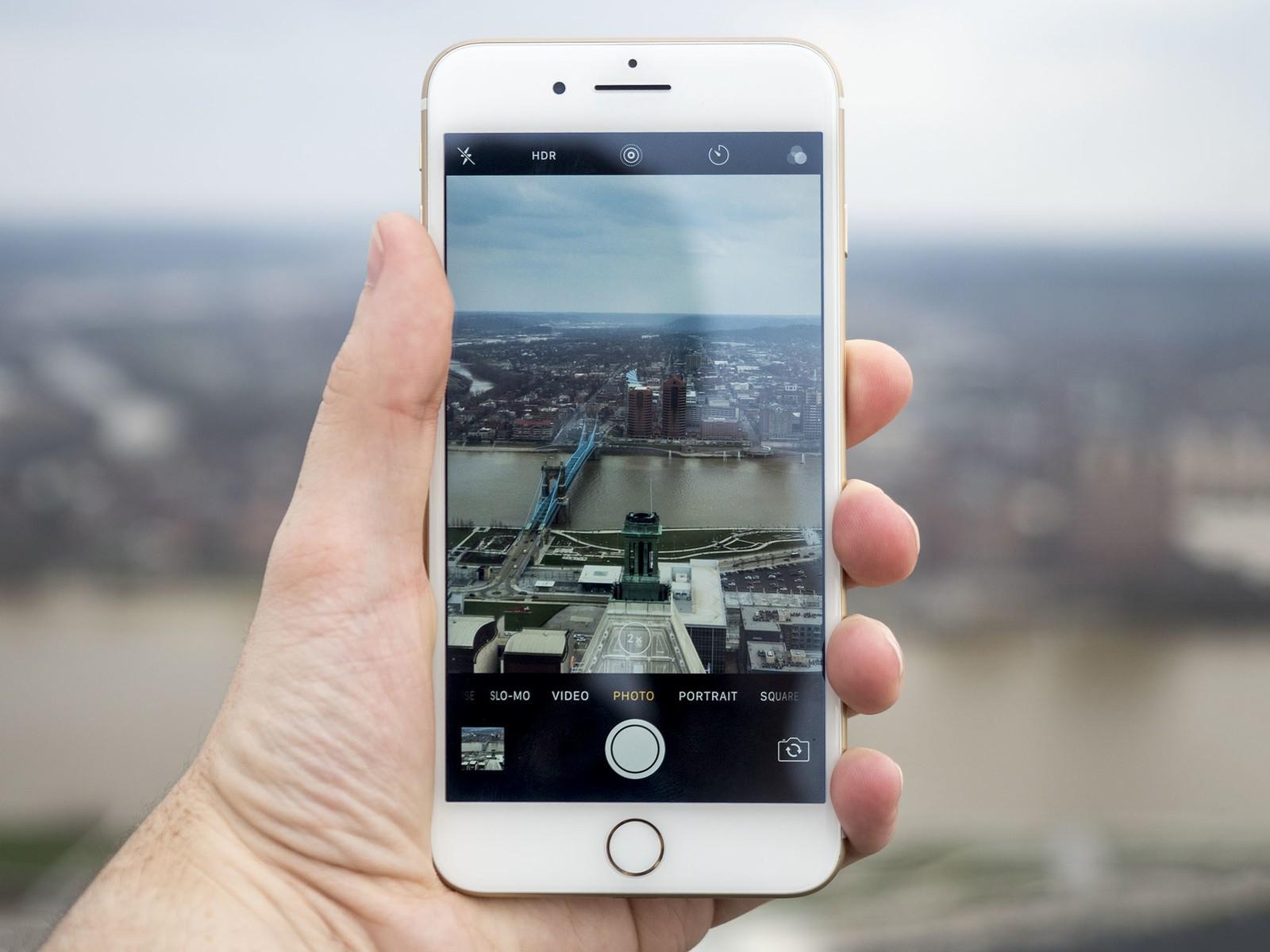 Следующий iPhone получит дисплей счастотой 120 Гц