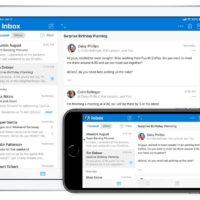 Новый дизайн Outlook для iOS доступен для всех пользователей