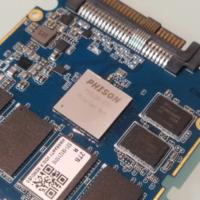 Phison показала первый PCIe 4.0 SSD-контроллер