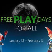 Мультиплеер в Xbox Live доступен бесплатно до 3 февраля