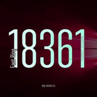 Вышла сборка 18361 в Fast Ring и 18356.16 в Slow Ring