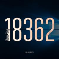 Вышла сборка 18362 в Slow Ring