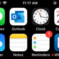 Outlook для iOS получило новую иконку