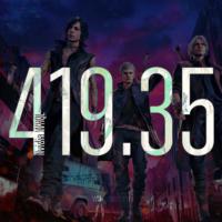 Nvidia выпустила драйвер 419.35