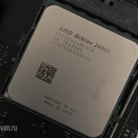 AMD готовит 300 серию процессоров Athlon