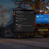 Microsoft вернула замер производительности в игровую панель а также добавила туда новые функции