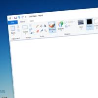 Microsoft неожиданно анонсировала обновление для классической версии Paint