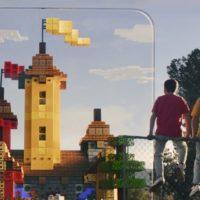 Началось бета-тестирование Minecraft Earth
