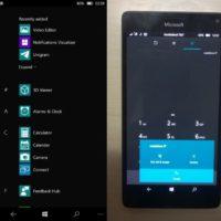 Разработчики готовят мобильную оболочку для Lumia 950 на настольной Windows 10