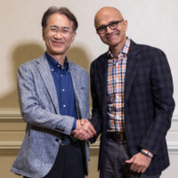 Sony и Microsoft заключили партнерство в области облачного гейминга и ИИ