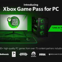 Xbox Game Pass для ПК будет стоить $4.99
