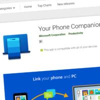 Инсайдерская версия Your Phone получила поддержку двух сим-карт