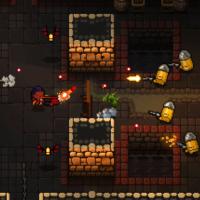 Enter the Gungeon раздают бесплатно в Epic Games Store