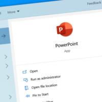 PowerPoint будет обучать пользователя искусству презентации