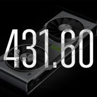 Nvidia выпустила драйвер 431.60 WHQL Game-Ready с поддержкой RTX 2080 Super