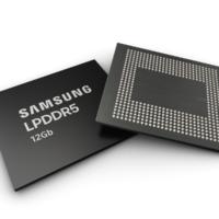 Samsung начала массовое производство LPDDR5-памяти для смартфонов