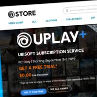 Ubisoft назвала список игр в подписке UPlay+