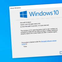 Windows 10 1903 готова к массовому распространению