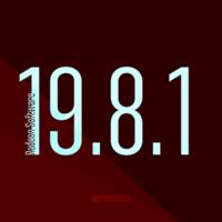 AMD выпустила драйвер 19.8.1