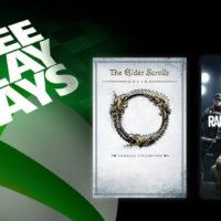 TES Online и Rainbow Six Siege доступны бесплатно целую неделю подписчикам Xbox Live Gold