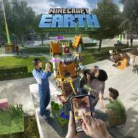 Minecraft Earth теперь доступна в России и Украине
