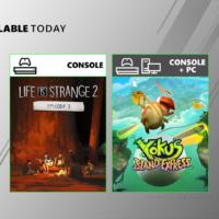 Yoku's Express и Life is Strange Episode 3 доступны подписчикам Xbox Game Pass