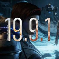 AMD выпустила драйвер 19.9.1