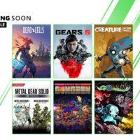 Новые игры для подписчиков Xbox Game Pass на консолях в сентябре 2019
