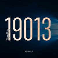 Вышла сборка 19013 в Slow Ring