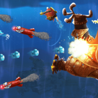 Rayman Legends раздают бесплатно в Epic Games Store