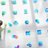Microsoft начала рассылать новые иконки стандартных приложений Windows 10