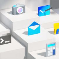 Microsoft анонсировала редизайн более ста иконок Windows 10