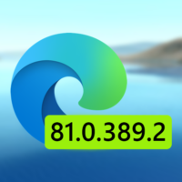Вышло обновление Microsoft Edge Dev 81.0.389.2