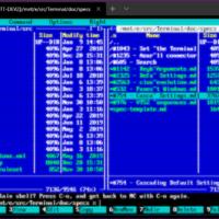 Следующее обновление Windows Terminal добавит эффект ЭЛТ-мониторов