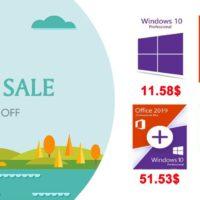 Весенняя распродажа Goodoffer24: Windows 10 Профессиональная всего за $11